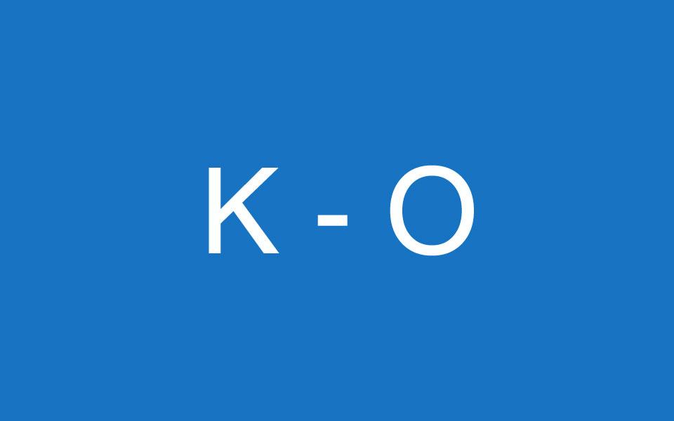 Members (K - O)