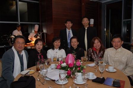 SKAL Singapore Christmas Dinner 2008