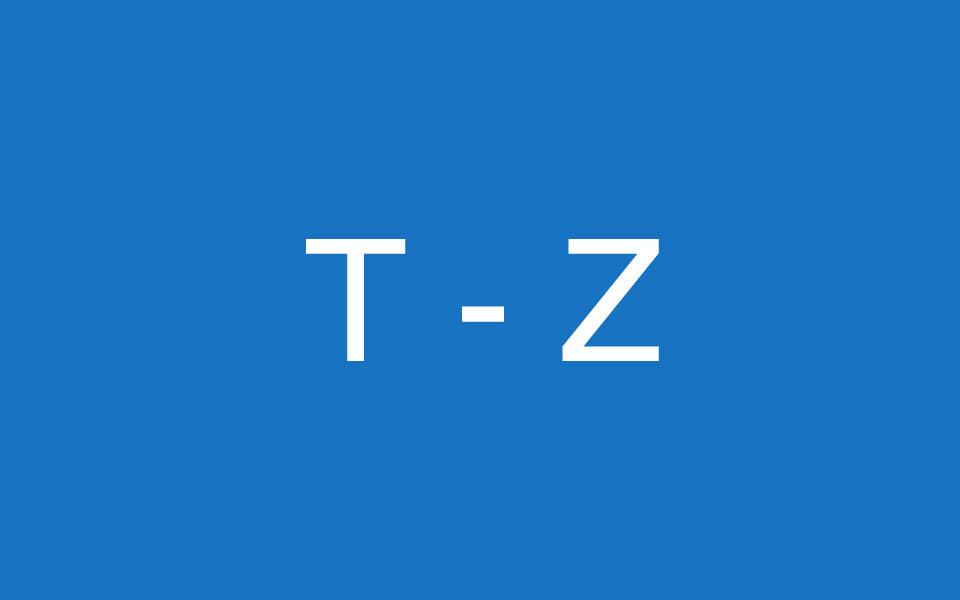 Members (T - Z)